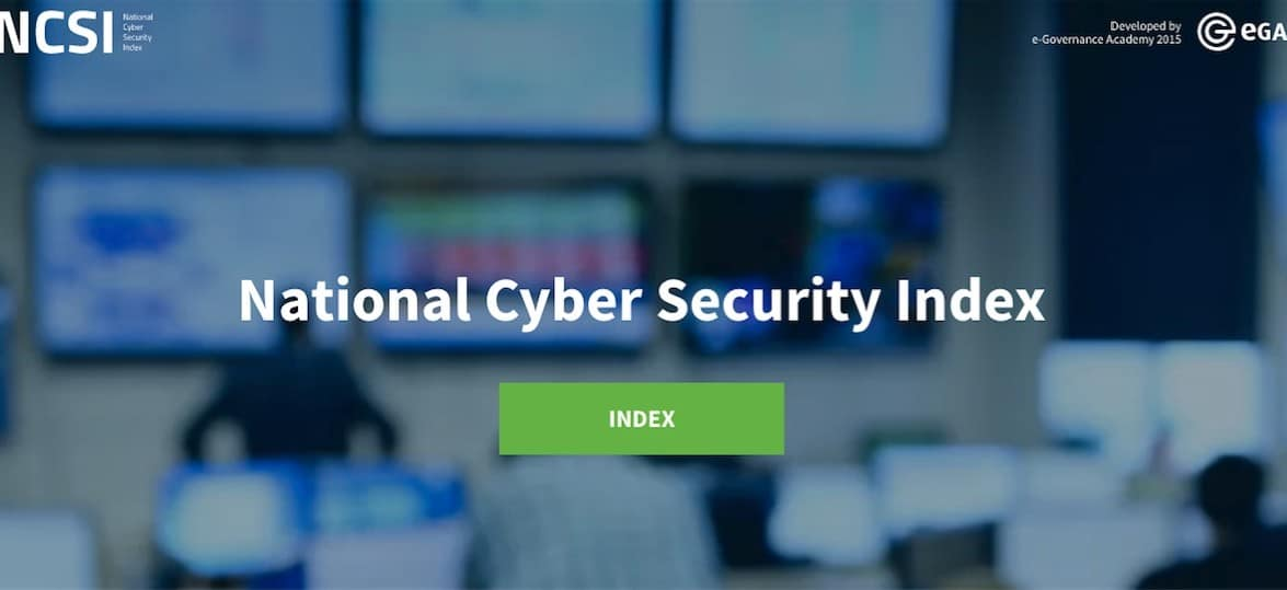 National Cyber Security Index